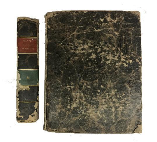 US Coins - Thesauri Britannici Pars Altera Seu Museum Numarium Nicolao Francisco Haym 1765