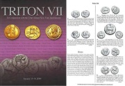Ancient Coins - CNG Triton VII, January 13-14, 2004 - Auction Catalogue - Classical Numismatic Group