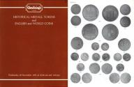 Ancient Coins - Glendining's - November 22, 1991 - Historical Medals, Tokens and English and World Coins