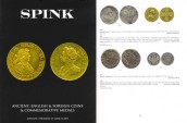 Ancient Coins - SPINK London, Auction 188: Ancient, English & Foreign Coins and Commemorative Medals March 29, 2007