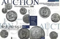 Ancient Coins - Stack's Public Auction Sale - ANA, 85th Annual Convention - August 24, 25, 26, 27, 28, 1976 - U.S. and Foreign Gold, Silver & Copper Coins and Paper Money