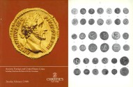Ancient Coins - Christie's Auction - Ancient, Foreign and United States Coins - February 7, 1989