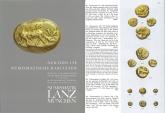 Ancient Coins - Lanz Auction 158 - Numismatische Raritaten - June 5, 2014 - Numismatic Rarities - Ancient & Medieval Coins & Medals