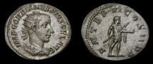 Gordian III, A.D. 238-244, AR Antoninianus (23 mm, 4.15 gm., 12h), Rome, Struck A.D. 243/244