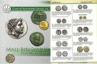 Ancient Coins - Classical Numismatic Group CNG 69 - June 8, 2005 - Greek, Roman, Byzantine