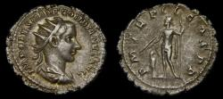 Ancient Coins - Gordian III, A.D. 238-244, AR Antoninianus (23 mm, 4.34 gm., 12h), Rome, Struck A.D. 239