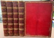 Ancient Coins - Annals of the Coinage of Britain and Its Dependencies by Rogers Ruding, First Edition in 4 Volumes Pedigreed