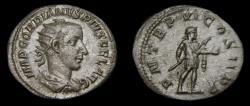 Ancient Coins - Gordian III, A.D. 238-244, AR Antoninianus (23 mm, 4.15 gm., 12h), Rome, Struck A.D. 243/244