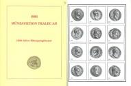 Ancient Coins - Münzauktion Tkalec AG - Auction Sale 23 October, 1992