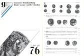 Ancient Coins - Gorny & Mosch - Giessner Munzhandlung - Auction 76 - April 22, 1996 - Ancient Coins