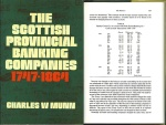 Ancient Coins - The Scottish Provincial Banking Companies 1747-1864 by Charles W. Munn