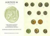 Ancient Coins - M&M 86 - Munzen und Medallien Sale 86, June 3-4, 1998 - Greek, Roman & Byzantine Coins, Swiss Coins and Medals