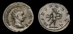 Ancient Coins - Gordian III, A.D. 238-244, AR Antoninianus (23 mm, 4.54 gm.,8h), Rome, Struck A.D. 243/244