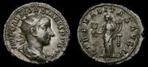 Gordian III, A.D. 238-244, AR Antoninianus (22 mm, 4.73 gm., 5h), Rome, Struck A.D. 239