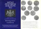 World Coins - MÜNZ ZENTRUM KÖLN - Auctions XLI - April 18, 1980 - Braunschweig und Hannover - Private Collection of Anglo-Hanoverian Coins
