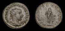 Ancient Coins - Gordian III, A.D. 238-244, AR Antoninianus (22 mm, 5.05 gm., 1h), Rome, Struck A.D. 239