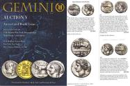 Ancient Coins - Gemini V Auction Catalogue - January 6, 2009 - Harlan J. Berk and Freeman & Sear - Major sale of Greek Coins from 5 Collections, Frank Kovacs Collection of Controniates and Tessera