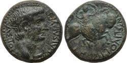 Ancient Coins - MACEDON, Amphipolis,  Augustus, 27 BC-14 AD, Æ (21 mm, 8.74 g., 10h) Good VF