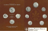 Ancient Coins - Classical Numismatic Group CNG 35 - September 20, 1995 - Auction Catalogue PRL
