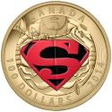 World Coins - Canada SOLD OUT 2014 Canada 14KT GOLD SUPERMAN $100 COIN Iconic Comic Book Cover