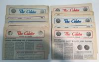 Ancient Coins - 1988 Celator Volume 2 - Complete Set of 12 Issues (January - December) Newspaper Edition