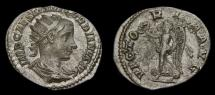 Gordian III, A.D. 238-244, AR Antoninianus (22 mm, 3.76 gm., 12h), Rome, Struck A.D. 238/239