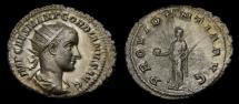 Gordian III, A.D. 238-244, AR Antoninianus (23 mm, 3.50 gm., 6h), Rome, Struck A.D. 238/9