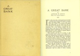 Ancient Coins - A Great Bank: London Joint City and Midland Bank Limited by Arthur W. Kiddy - Rare - 1920