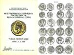 Ancient Coins - The Frederick S. Knobloch Collection of Roman Imperial Coins Part I, May 1, 2, 3, 1980 - Stack's Public Auction
