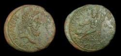 Ancient Coins - Moesia Inferior, Nicopolis ad Istrum. Commodus (A.D. 177-192) AE (29 MM, 11.26 GM, 7 H) Good VF, Choice Patina