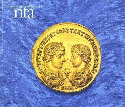 Ancient Coins - NFA - NUMISMATIC FINE ARTS Inc. Auction XXX - Ancient Greek and Roman Coins - December 8, 1992 - PRL