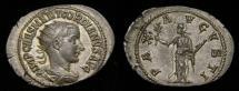 Gordian III, A.D. 238-244, AR Antoninianus (26 mm, 2.98 gm., 6h), Antioch, Struck A.D. 238/239
