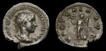 Gordian III, A.D. 238-244, AR Antoninianus (23 mm, 4.02 gm., 12h), Rome, Struck A.D. 238/239