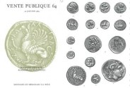 Ancient Coins - M&M 64 - Munzen und Medallien Sale 64, Jan 30, 1984 Greek, Roman and Byzantine Coins