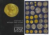 Ancient Coins - Numismatik Lanz Auktion 74 - Nov. 20, 1995 - Munzen der Antike - Lanz 74 Auction Catalogue - Greek, Roman and Byzantine Coins