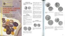 Ancient Coins - Handbook of Ancient Greek and Roman Coins by Zander H Klawans (Used)