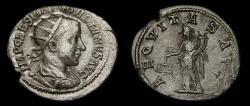 Ancient Coins - Gordian III, A.D. 238-244, AR Antoninianus (23 mm, 2.46 gm., 6h), Antioch, Struck A.D. 238/239, EF