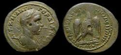 Ancient Coins - MOESIA INFERIOR, Nicopolis ad Istrum, Gordian III, AD 238-244. Æ (29 mm, 11.41 g, 6h). Sabinius Modestus, Consular Legate, Struck AD 241-244 VF
