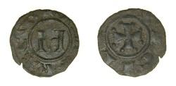 World Coins - Norman Sicily Manfredi (1258-1266) Spahr 203-205 VF, green patina