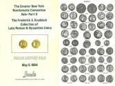 Ancient Coins - The Frederick S. Knobloch Collection of Late Roman & Byzantine Coins, May 5, 1984 - Stack's Public Auction