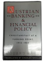Ancient Coins - Austrian Banking & Financial Policy by Eduard Marz