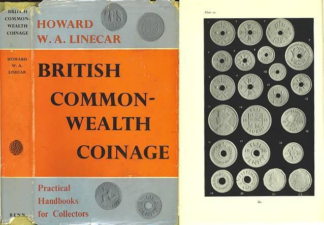 World Coins - British Commonwealth Coinage by Howard W.A. Linecar