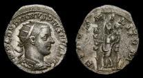 Gordian III, A.D. 238-244, AR Antoninianus (22 mm, 4.15 gm., 6h), Antioch, Struck A.D. 238/239