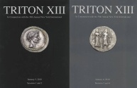 Ancient Coins - Triton XIII 5-6 January 2010 CNG Auction Sale in 2 Volumes - Parthian - Greek - Roman - Medieval