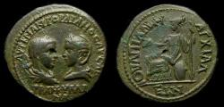 Ancient Coins - THRACE, Anchialus, Gordian III with Tranquillina, 238-244 Æ (26mm, 11.86 g, 6h) Good VF