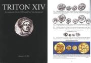 Ancient Coins - Triton XIV January 4-5, 2011 CNG Auction Sale - Greek - Roman - Medieval - Modern Coins