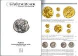 Ancient Coins - Gorny & Mosch Giessner Munzhandlung - Auction 151 - October 9, 2006 - Ancient Coins
