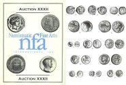 Ancient Coins - NFA XXXII - Numismatic Fine Arts 32 - June 10, 1993