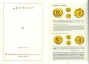 Ancient Coins - Numismatica Ars Classica (NAC) Auction 41 - November 20, 2007 - Choice Greek and Roman Coins
