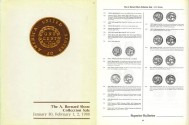 Us Coins - Superior Galleries - The Bernard Shore Collection Sale - January 30 - February 2, 1988 - US Coins